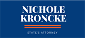 Nichole Kroncke for Shelby County State's Attorney Logo